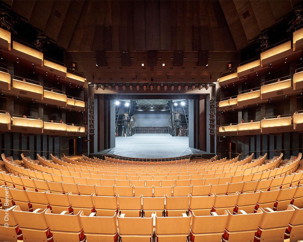 Joan Sutherland Theatre / Sydney Opera House - Waagner ...